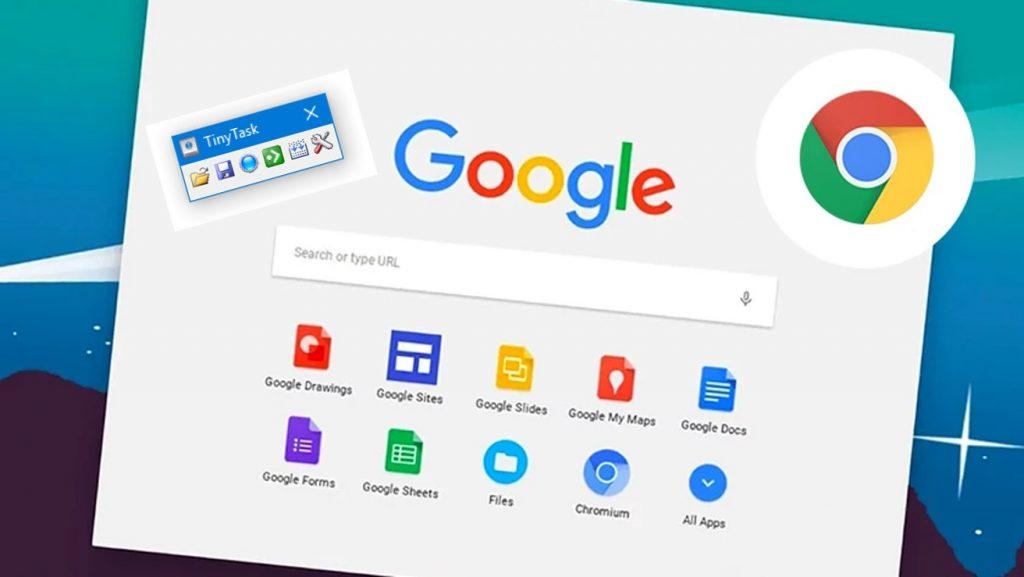 TinyTask for ChromeBook, TinyTask ChromeBook, TinyTask ChromeOS